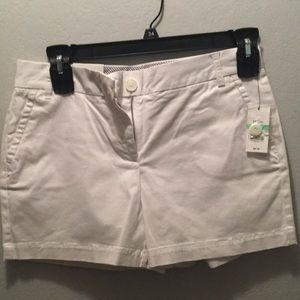 """NWT white shorts. Inseam 4.5"""""""